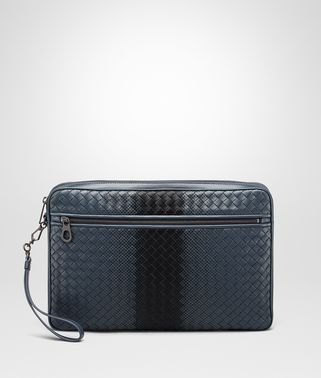 DENIM INTRECCIATO NAPPA DOCUMENT CASE
