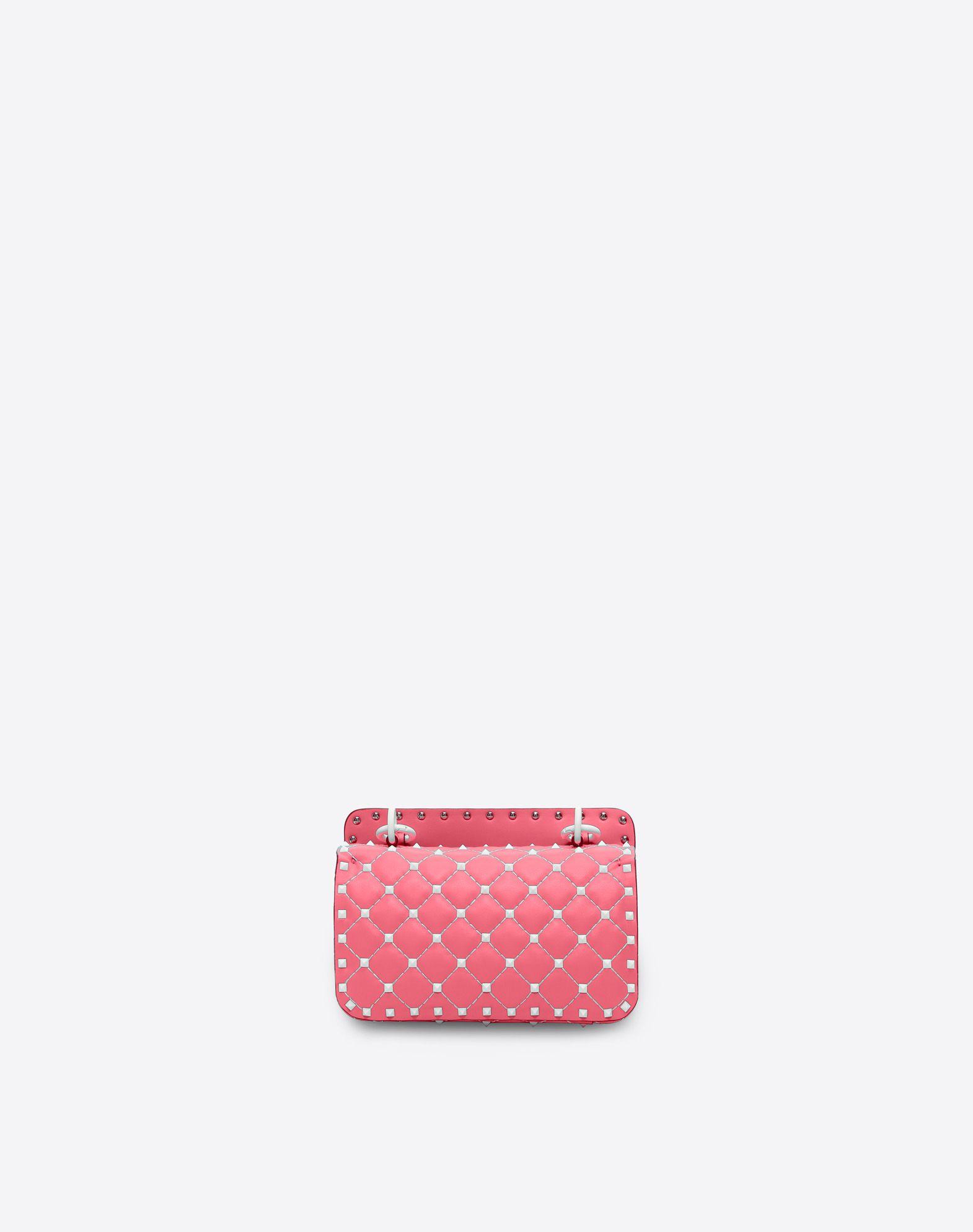 VALENTINO GARAVANI Free Rockstud Spike Small Chain Bag Shoulder bag D d
