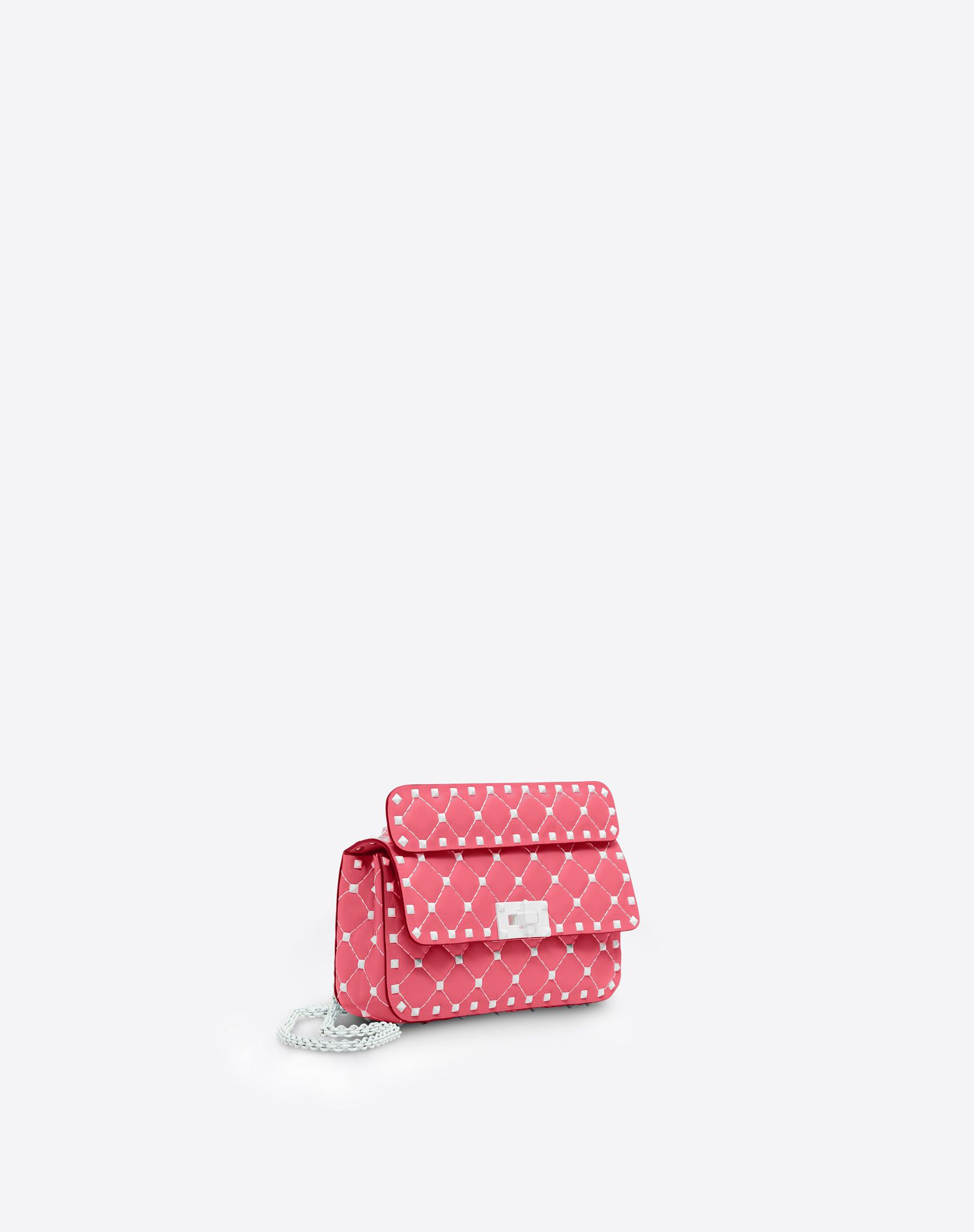 VALENTINO GARAVANI Free Rockstud Spike Small Chain Bag Shoulder bag D r
