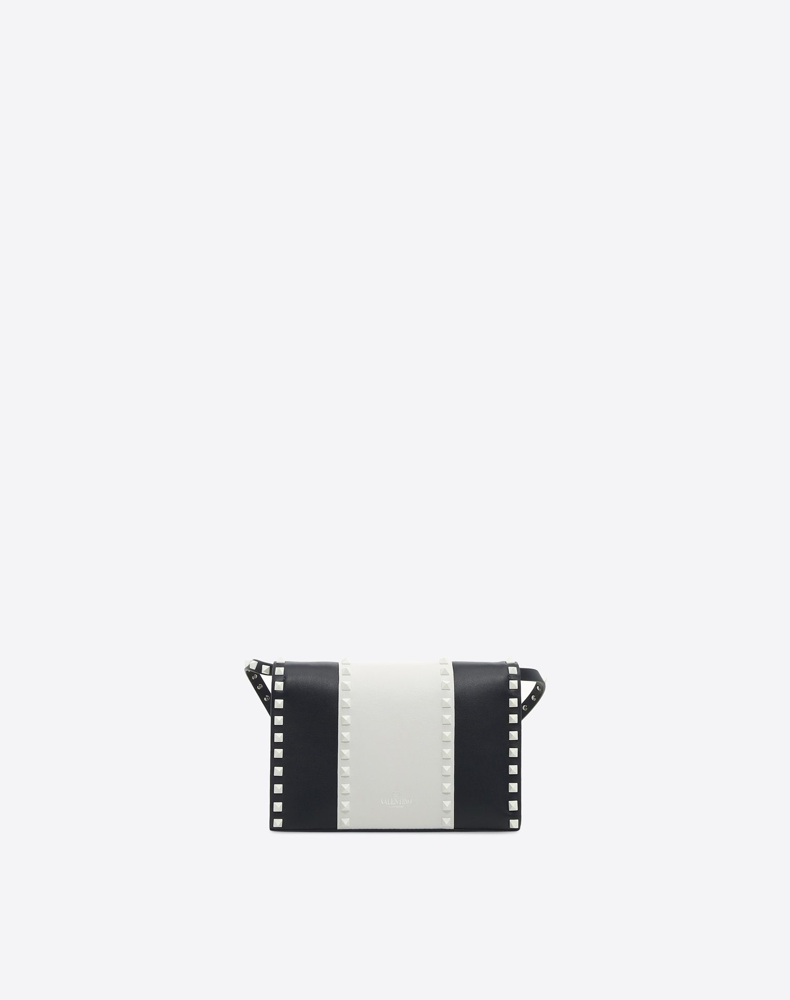 VALENTINO GARAVANI Free Rockstud Small Shoulder Bag CROSS BODY BAG D d