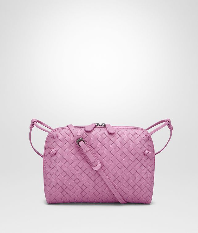 BOTTEGA VENETA TWILIGHT INTRECCIATO NAPPA NODINI BAG Crossbody and Belt Bags       pickupInStoreShipping info a5817c3a55d0c