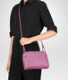 BOTTEGA VENETA TWILIGHT INTRECCIATO NAPPA NODINI BAG Crossbody bag Woman ap