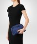 BOTTEGA VENETA THE LAUREN 1980 CLUTCH AUS INTRECCIATO NAPPA IN COBALT BLUE Clutch D ap