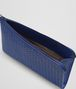 BOTTEGA VENETA COBALT BLUE INTRECCIATO DOCUMENT CASE Document case Man dp