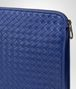 BOTTEGA VENETA COBALT BLUE INTRECCIATO DOCUMENT CASE Document case Man ep