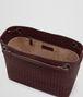 BOTTEGA VENETA DARK BAROLO INTRECCIATO NAPPA MEDIUM GARDA BAG Shoulder Bag Woman dp