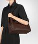 BOTTEGA VENETA DARK BAROLO INTRECCIATO NAPPA MEDIUM GARDA BAG Shoulder Bag Woman lp