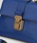 BOTTEGA VENETA COBALT CALF MINI PIAZZA BAG Top Handle Bag Woman ep