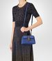 BOTTEGA VENETA COBALT CALF MINI PIAZZA BAG Top Handle Bag Woman lp