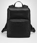 BOTTEGA VENETA NERO NAPPA BACKPACK Backpack Man fp