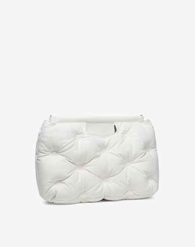 BAGS Large Glam Slam bag White