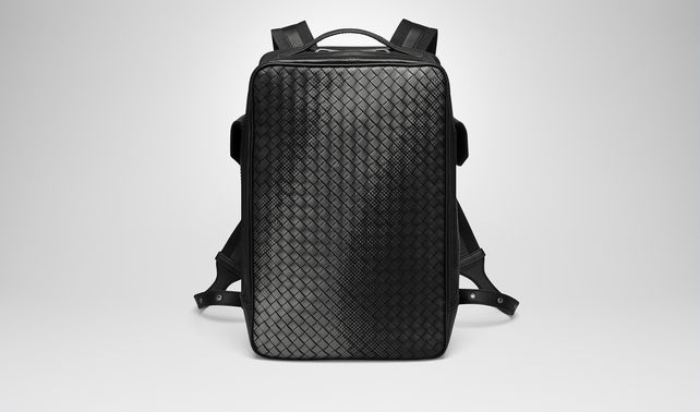 NERO NAPPA GALAXY BRICK BACKPACK