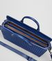 BOTTEGA VENETA COBALT BLUE INTRECCIATO BRIEFCASE Business bag Man dp