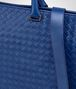 BOTTEGA VENETA COBALT BLUE INTRECCIATO BRIEFCASE Business bag Man ep