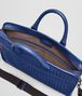 BOTTEGA VENETA COBALT BLUE INTRECCIATO CALF BRIEFCASE Business bag Man dp
