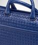 BOTTEGA VENETA COBALT BLUE INTRECCIATO CALF BRIEFCASE Business bag Man ep