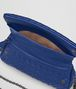 BOTTEGA VENETA COBALT INTRECCIATO NAPPA MINI MESSENGER BAG Crossbody bag Woman dp
