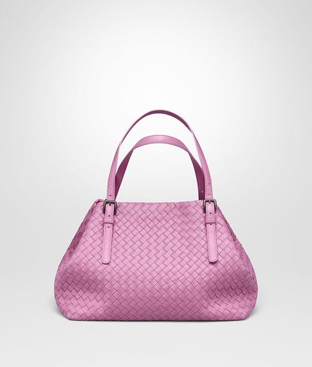 BOTTEGA VENETA TWILIGHT INTRECCIATO NAPPA MEDIUM CESTA BAG Tote Bag Woman fp