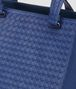 BOTTEGA VENETA COBALT BLUE CANVAS TOTE TOTE BAG Man ep