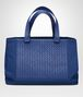 BOTTEGA VENETA COBALT BLUE CANVAS TOTE TOTE BAG Man fp