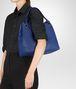 BOTTEGA VENETA COBALT INTRECCIATO NAPPA MEDIUM GARDA BAG Shoulder Bag Woman ap