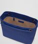 BOTTEGA VENETA COBALT INTRECCIATO NAPPA MEDIUM GARDA BAG Shoulder Bag Woman dp