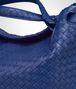 BOTTEGA VENETA COBALT INTRECCIATO NAPPA MEDIUM GARDA BAG Shoulder Bag Woman ep