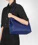 BOTTEGA VENETA COBALT INTRECCIATO NAPPA MEDIUM GARDA BAG Shoulder Bag Woman lp