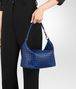 BOTTEGA VENETA COBALT INTRECCIATO NAPPA SMALL SHOULDER BAG Shoulder Bag Woman ap