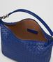 BOTTEGA VENETA COBALT INTRECCIATO NAPPA SMALL SHOULDER BAG Shoulder Bag Woman dp