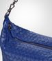 BOTTEGA VENETA COBALT INTRECCIATO NAPPA SMALL SHOULDER BAG Shoulder Bag Woman ep
