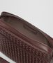 BOTTEGA VENETA DARK BAROLO INTRECCIATO MESSENGER BAG Messenger Bag Man dp