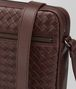 BOTTEGA VENETA DARK BAROLO INTRECCIATO MESSENGER BAG Messenger Bag Man ep