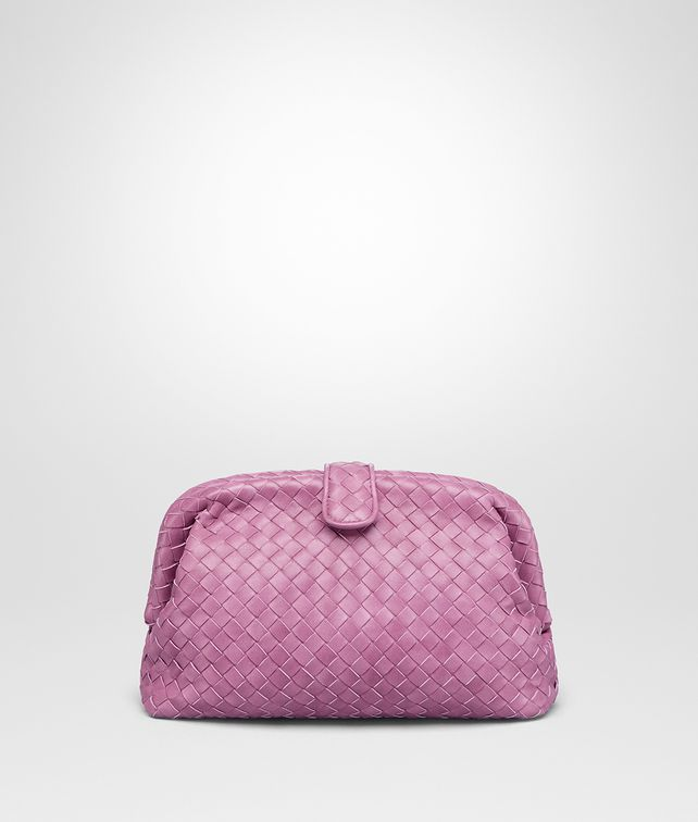 BOTTEGA VENETA TWILIGHT INTRECCIATO NAPPA TOP THE LAUREN 1980 CLUTCH Clutch [*** pickupInStoreShipping_info ***] fp