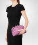 twilight intrecciato nappa top the lauren 1980 clutch Front Detail Portrait