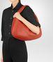 BOTTEGA VENETA TERRACOTTA INTRECCIATO NAPPA LARGE VENETA BAG Shoulder Bag Woman ap