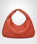BOTTEGA VENETA TERRACOTTA INTRECCIATO NAPPA LARGE VENETA BAG Shoulder Bag Woman fp