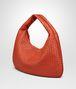 BOTTEGA VENETA TERRACOTTA INTRECCIATO NAPPA LARGE VENETA BAG Shoulder Bag Woman rp