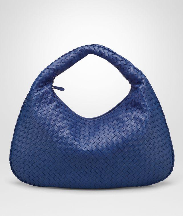 BOTTEGA VENETA COBALT INTRECCIATO NAPPA LARGE VENETA BAG Hobo Bag Woman fp