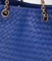BOTTEGA VENETA COBALT INTRECCIATO NAPPA MEDIUM TOTE BAG Tote Bag Woman ep
