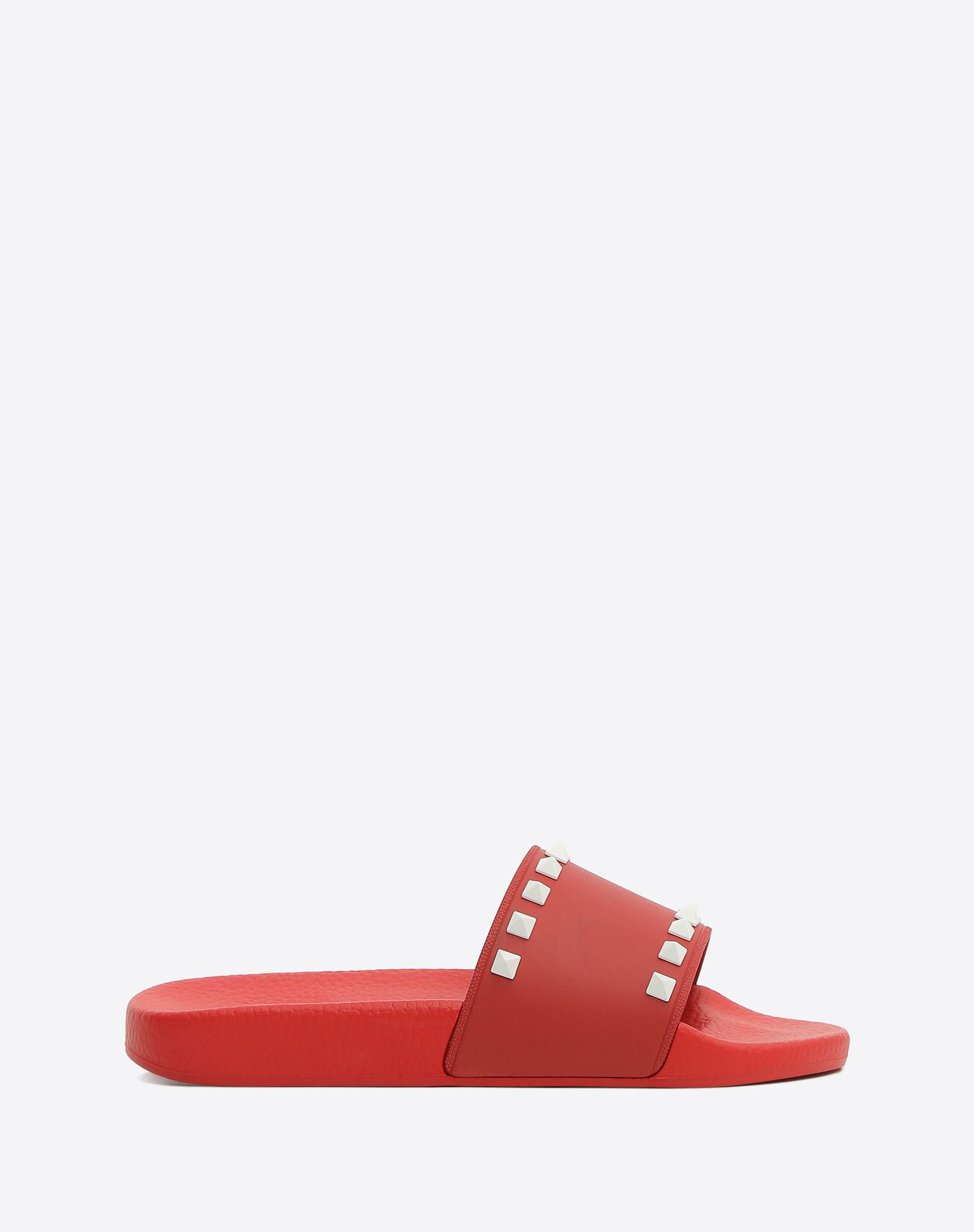 VALENTINO Studs Solid color Rubber sole  45379661ug