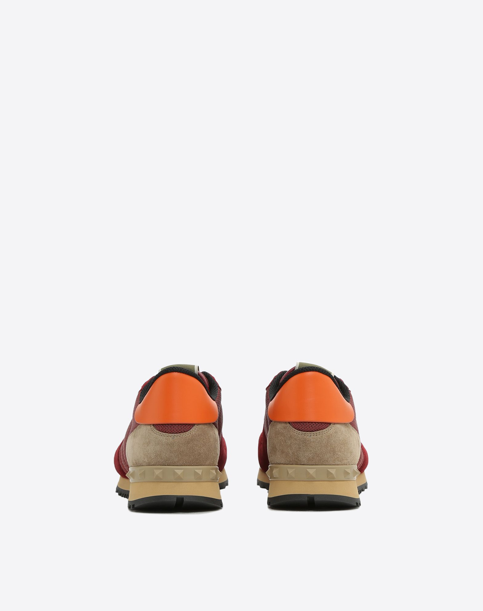 VALENTINO GARAVANI UOMO Rockrunner Sneaker LOW-TOP SNEAKERS U d