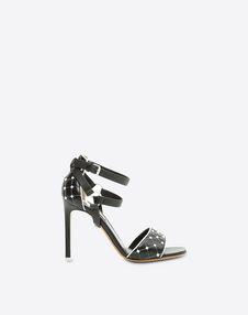 VALENTINO GARAVANI SANDALS TACCO ALTO D Free Rockstud Spike 凉鞋 f