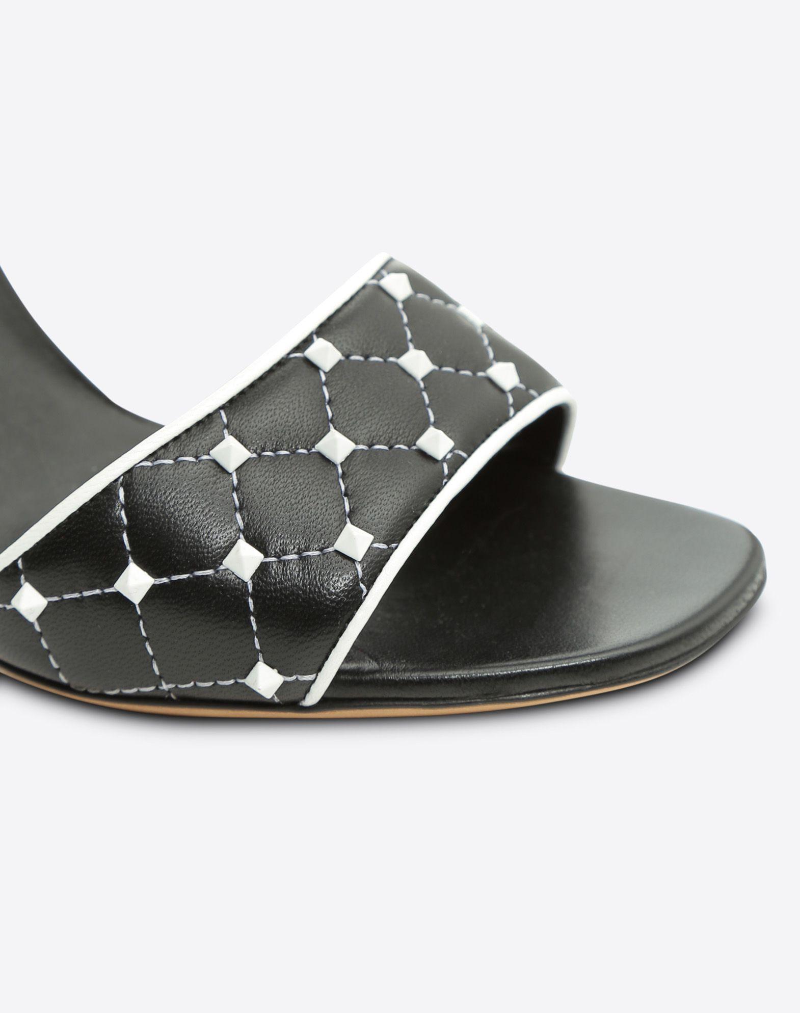 VALENTINO GARAVANI Free Rockstud Spike 凉鞋 SANDALS TACCO ALTO D b