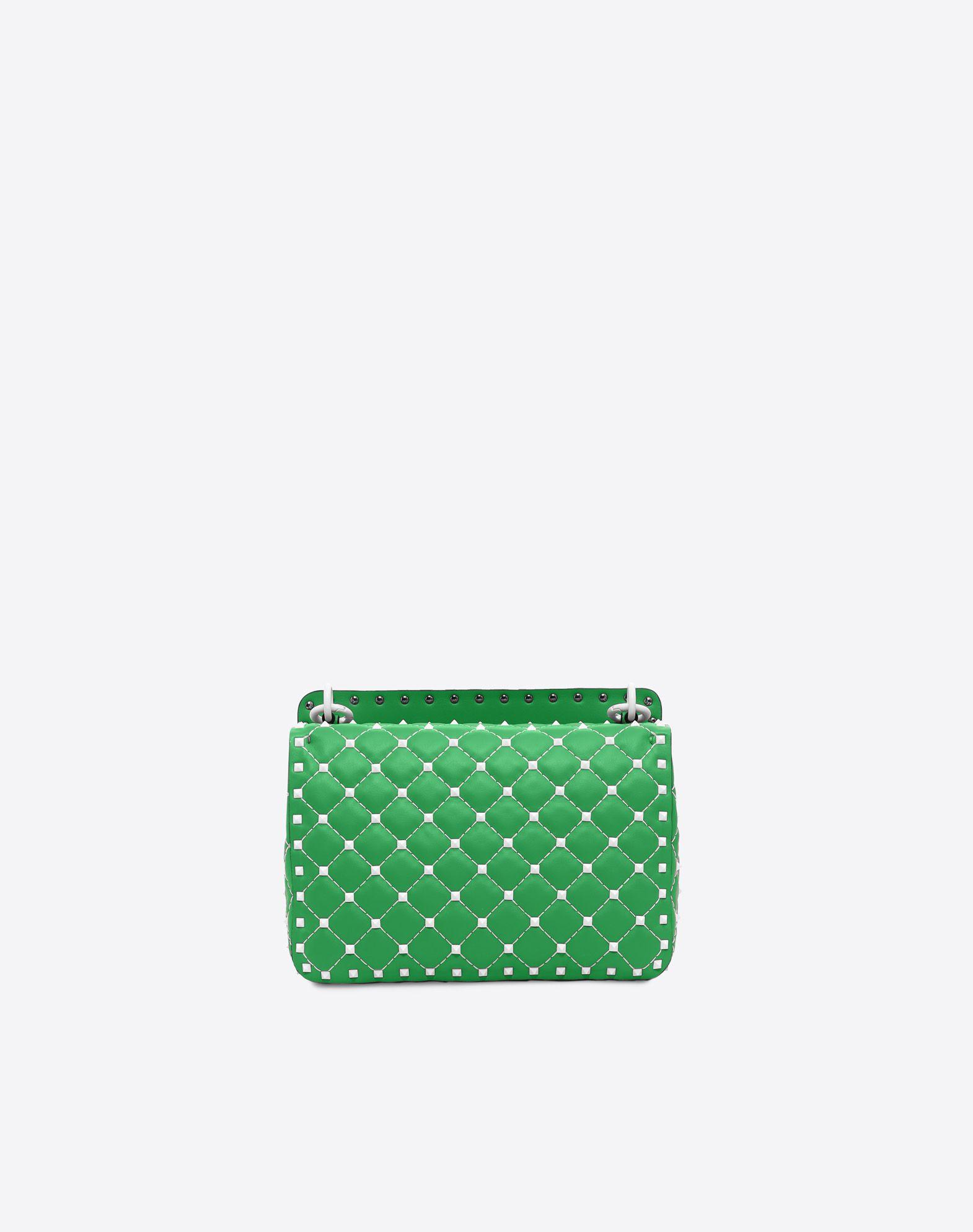 VALENTINO GARAVANI Free Rockstud Spike Medium Chain Bag Shoulder bag D d