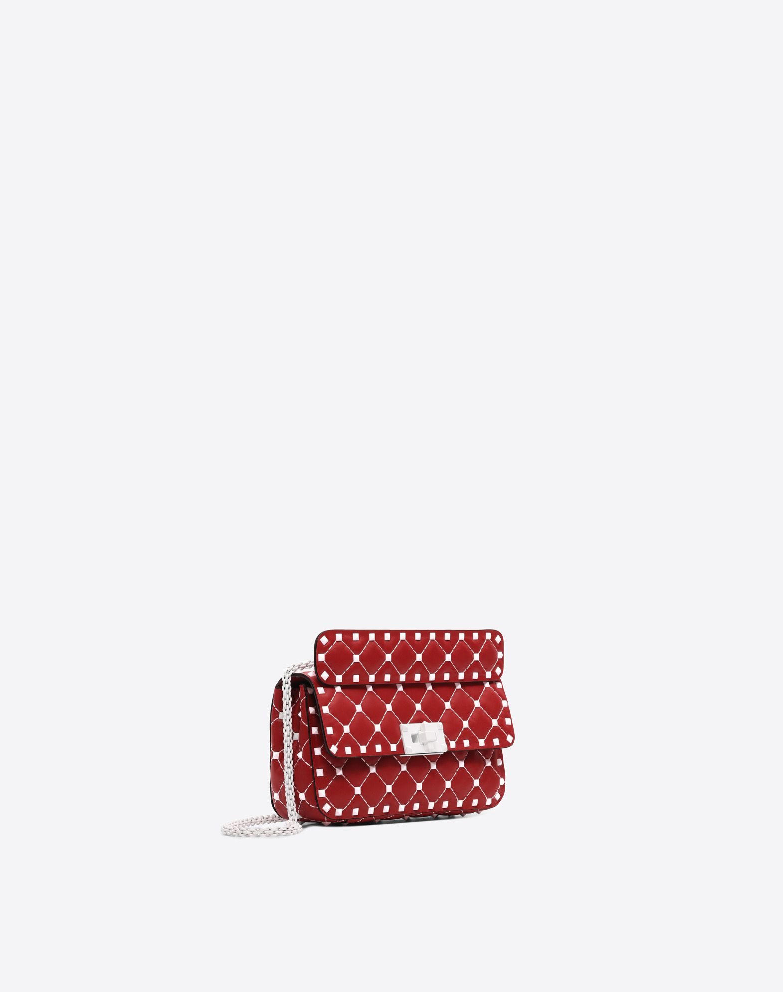 VALENTINO GARAVANI Free Rockstud Spike Small Chain Bag Shoulder bag D r