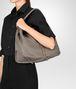 BOTTEGA VENETA STEEL CERVO MEDIUM SHOULDER BAG Shoulder Bag Woman ap