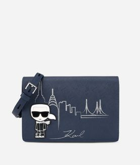 KARL LAGERFELD SHOULDER BAG NYC