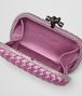 BOTTEGA VENETA TWILIGHT INTRECCIATO IMPERO KNOT Clutch Woman dp