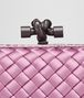 BOTTEGA VENETA TWILIGHT INTRECCIATO IMPERO KNOT Clutch Woman ep